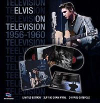 Elvis Presley - Elvis on Television 1956- 1960: The complete Sound Recordings (2LP+24 PAGE GATEFOLD) - Record Store Day 2017